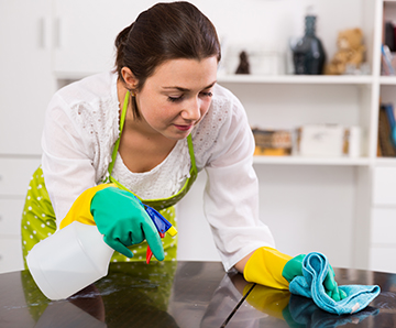 Tips to Clean Green for an Environmentally Friendly Home